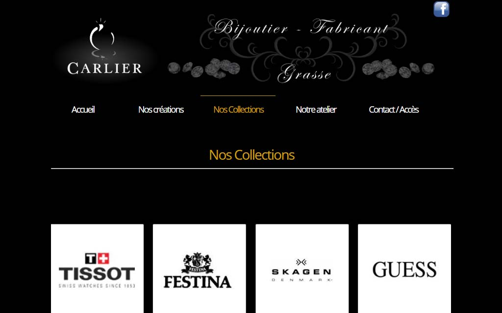 Un site internet de l'agence INGLOBO